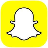 Folge mir! Snapchat